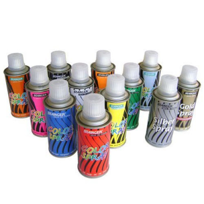 Χρώμα σε σπρέι Graffiti 150 ml - Stanger color spray