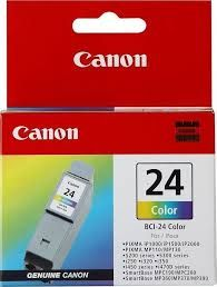 Canon - Inkjet Cartridge BCI-24 Color