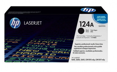 Ηewlett Packard - Laser Toner  color 2600 Q6000A black