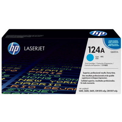 Ηewlett  Packard - Laser Toner  color 2600 Q6001-02-03A  (3colours)