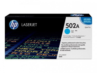 Ηewlett Packard - Laser Toner color 3600  Q6471A-02-03 (3 colours)