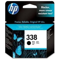 Ηewlett  Packard - Inkjet Cartridge C8765E Black #338