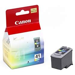 Canon - Inkjet Cartridge CL-41 color