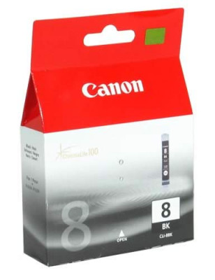 Canon - inkjet cartridge CLΙ-8  black