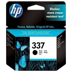 Ηewlett  Packard - Inkjet Cartridges C9364EE Black #337