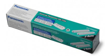 Panasonic - Fax  ink film  KX-FA52X