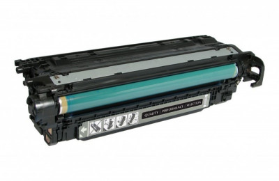Συμβατό Toner HP CP3525 CE250X Black Droprint