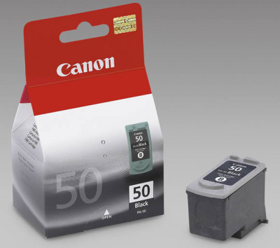 Canon - Inkjet Cartridge PG-50 black