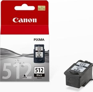 Canon - Inkjet Cartridge  PG-512  Black