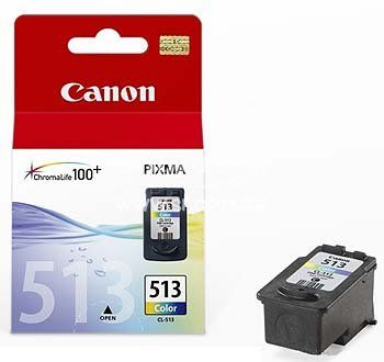 Canon - Inkjet Cartridge  CL-513  Color