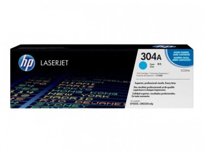 Ηewlett  Packard - Laser Toner Color Cp2025- CC531-2-3A(3 colours)