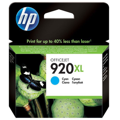 Hewlett Packard-Inkjet Cartridge-C972-3-4 Color # 920xl (3colours)