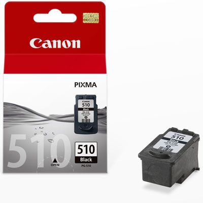 Canon - Inkjet Cartridge PG-510 Black