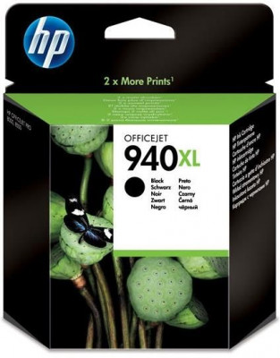Ηewlett  Packard - Inkjet Cartridges C4906A Black  # 940XL