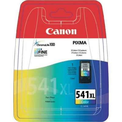 Canon - Inkjet Cartridge CL-541xl  color.