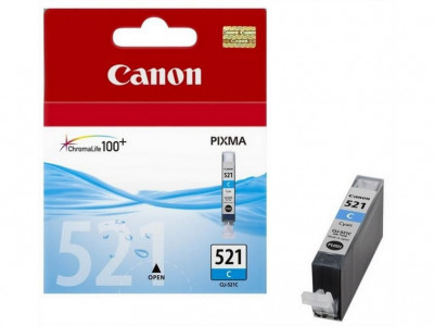 Canon-inkjet cartridge CLΙ-521 color  (4 colours)
