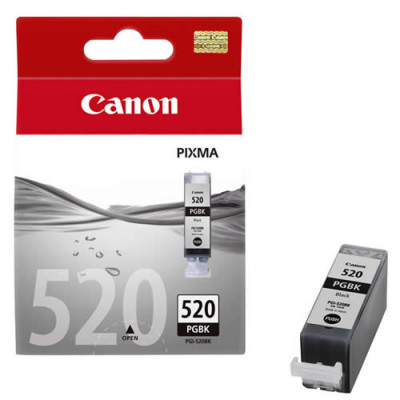 Canon - Inkjet Cartridge PGI-520 Black