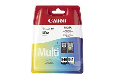 Canon PG 540/CL 541 Multipack Black & Color