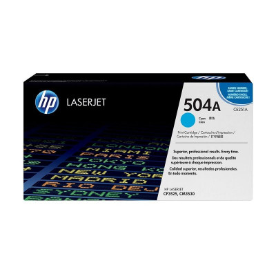 Ηewlett Packard - Laser Toner Color CP 3525 CE251-2-3A (3 colours)