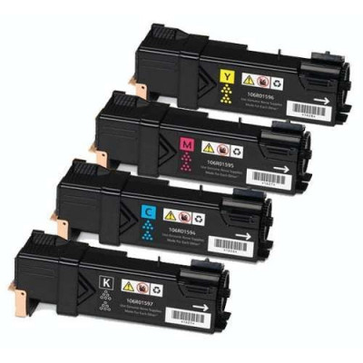 Συμβατό Xerox Toner Phaser 6500 Color 106R0154/5/6