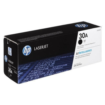 HP 30A LaserJet Toner Cartridge για PRO Μ203/Μ227 - CF230A