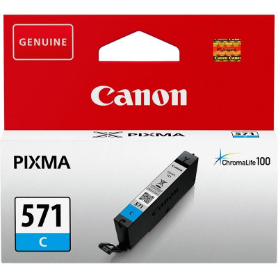 Canon - Inkjet Cartridge Color CLI-571  C/M/Y 3colours