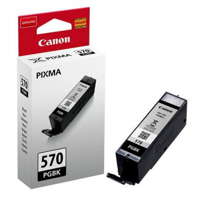 Canon Inkjet Cartridge Black PGI-570 PGBK