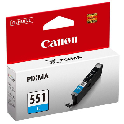 Canon - Inkjet Cartridge Color CLI-551 C/M/Y  3colours