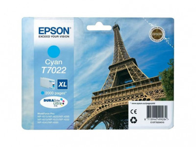 Epson T7022/7023/7024 Inkjer Cartridge XL Color C/M/Y