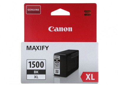 Canon - Inkjet Cartridge 34,7ml  PGI-1500XL Black
