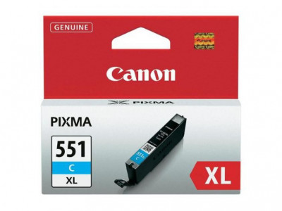 Canon-inkjet cartridge CLΙ-551XL  color (3 colours)