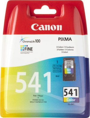 Canon - Inkjet Cartridge CL-541 color