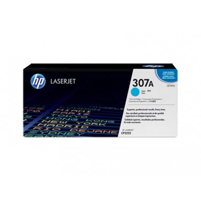 HP LASER COLOR CP5225 CE741-2-3 (307Α)