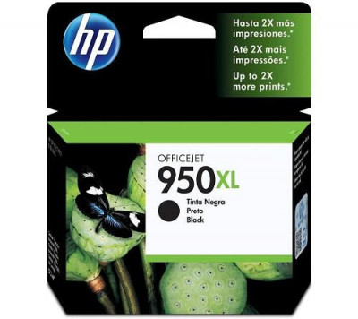 Hewlett Packard-Inkjet Cartridge-CN045ΑΕ Black #   950 xl