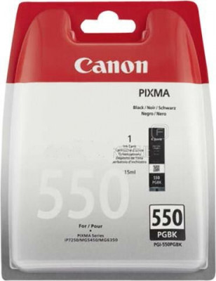 Canon - Inkjet Cartridge PGI-550 black