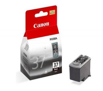 Canon - inkjet cartridge PG-37  black