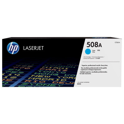 HP Laser Color Enterprise M552/553 CF361/362/363Α 508A