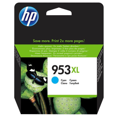 Hewlett Packard-Inkjet Cartridge F6U16/17/18  Color # 953XL (3 colours)