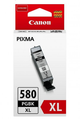 Canon Inkjet Cartridge PGI-580 PGBK XL Black